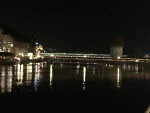 Luzern bei Nacht geniessen