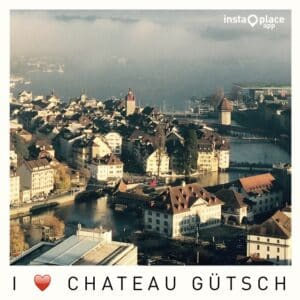 Luzern im Chateau Gütsch geniessen