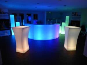 miete eine LED Bar