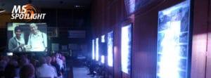 Veranstaltungstechnik LED Scheinwerfer mieten