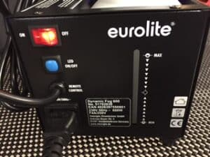 Eurolite LED Dynamic 600